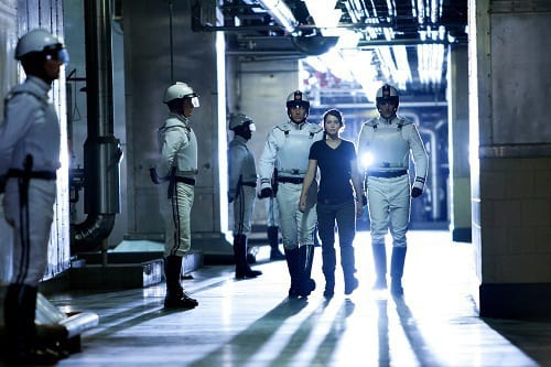 The Hunger Games Stars Jennifer Lawrence