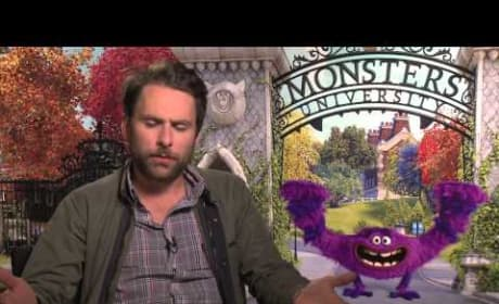 Monsters University: Charlie Day on His Monster Summer