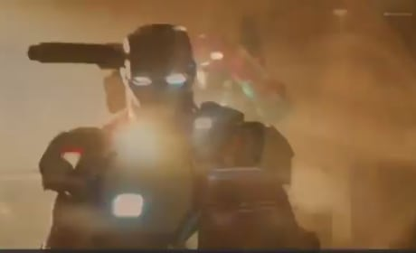 Iron Man 3 Footage to Air During MTV Movie Awards