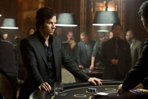 The Gambler Stars Mark Wahlberg