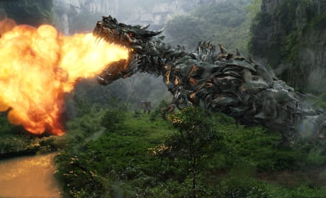 Dinobot Transformers Age of Extinction Photo