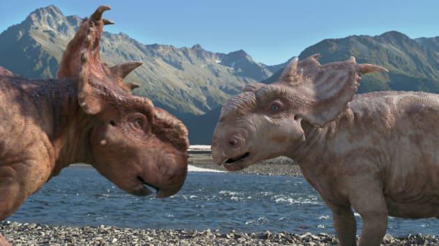 Walking with Dinosaurs 3D Still