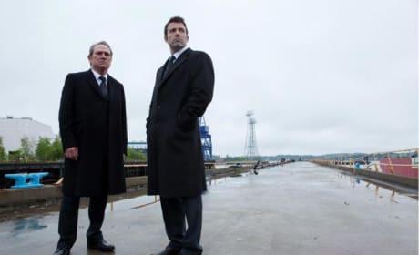 Jones and Affleck, Looking Bleak