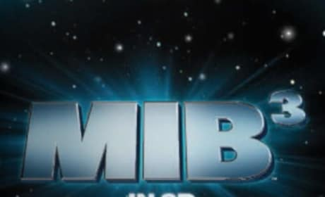Men In Black 3 Promo Poster