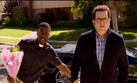 The Wedding Ringer Holiday Trailer: Kevin Hart Is a Priest?!