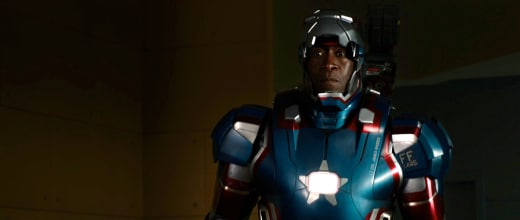 Don Cheadle Iron Patriot Still