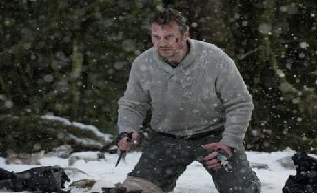 The Grey Trailer: Liam Neeson Fights Back