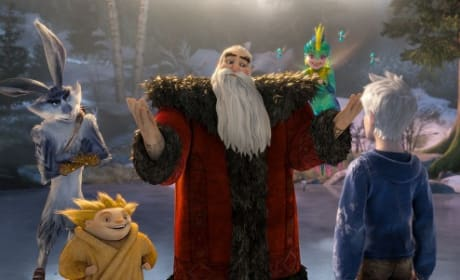 Rise of the Guardians: Cast Chats Playing Childhood Icons