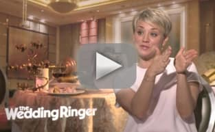 The Wedding Ringer Exclusive: Kaley Cuoco-Sweeting Interview