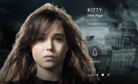 X-Men Days of Future Past Kitty Bio Banner