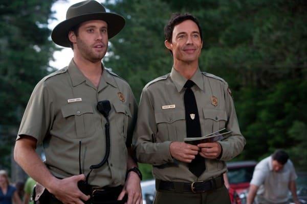 Rangers Smith and Jones
