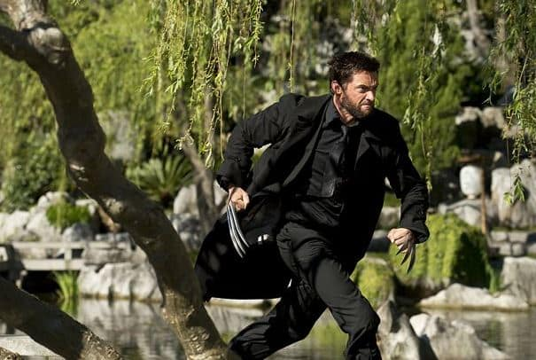The Wolverine Stars Hugh Jackman