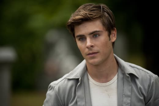 Zac Efron as Charlie St. Cloud