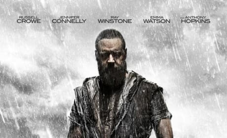 Noah Poster: Russell Crowe Is a Biblical Hero