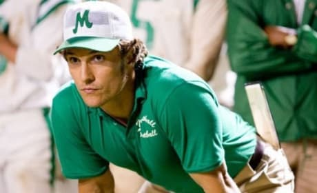 Matthew McConaughey in We Are Marshall