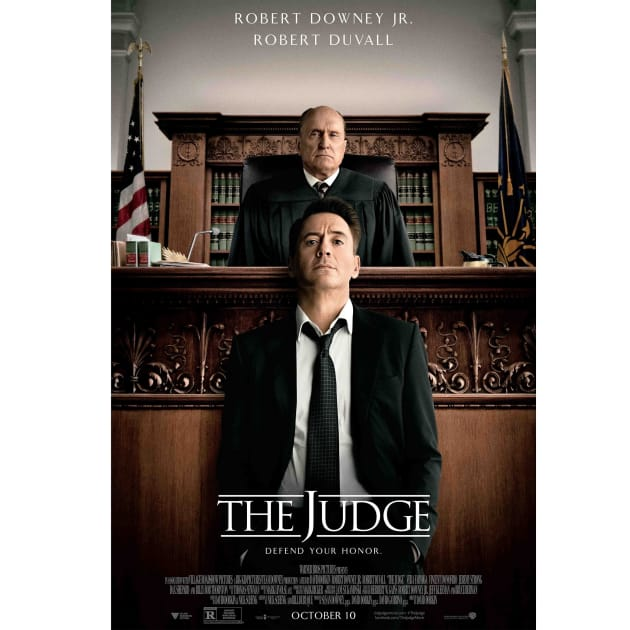 The Judge Prize Poster