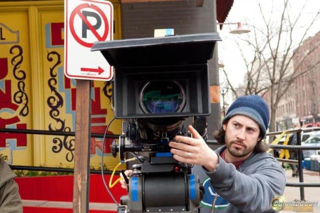 Jason Reitman Sets up a Shot