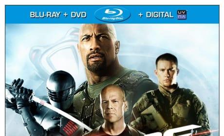 G.I. Joe Retaliation Blu-Ray/DVD