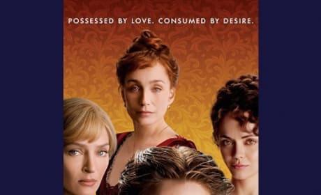 Bel Ami: Robert Pattinson's Poster Premiere