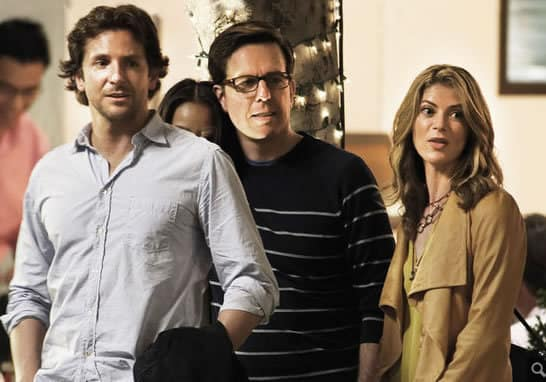 Bradley Cooper and Ed Helms The Hangover 3 Set Photo