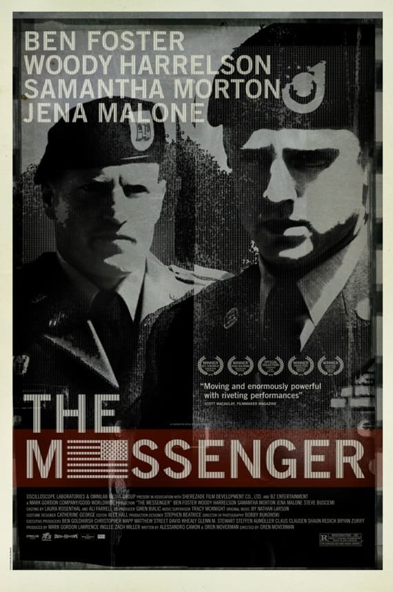 The Messenger Poster