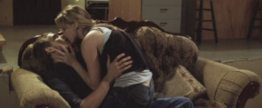 Max Thieriot and Jennifer Lawrence at the End of the Street