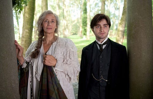 Daniel Radcliffe Stars in The Woman in Black