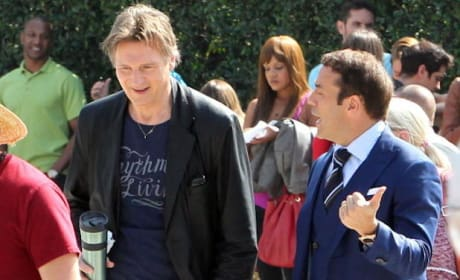 Entourage Movie Liam Neeson Jeremy Piven
