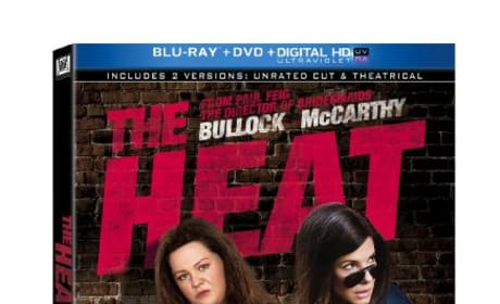 The Heat DVD/Blu-Ray Combo Pack