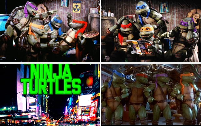 13 Awesome Facts About Teenage Mutant Ninja Turtles Movie Cowabunga Movie Fanatic