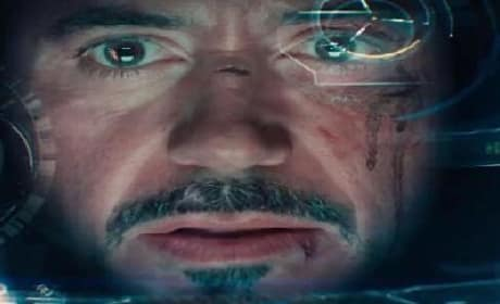 Iron Man 3 Super Bowl Trailer: Saving Air Force One