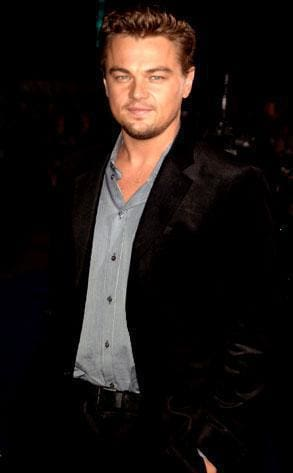 Leonardo DiCaprio Pic