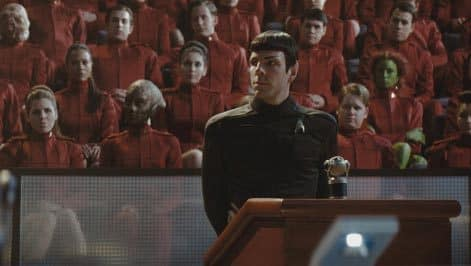 Photo of Spock