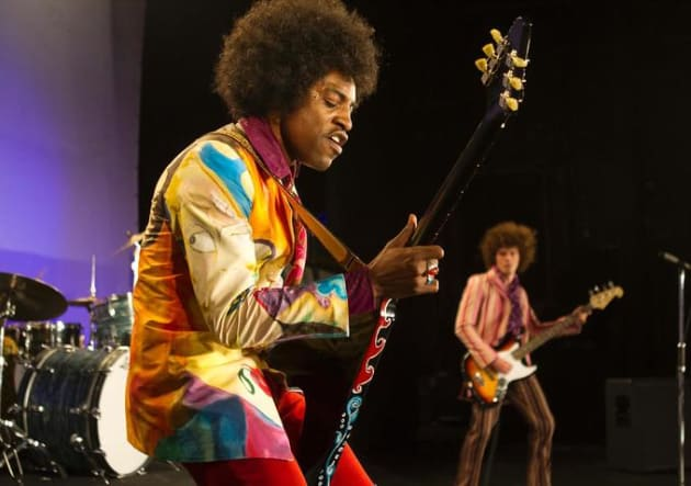 Andre Benjamin Jimi All Is By My Side