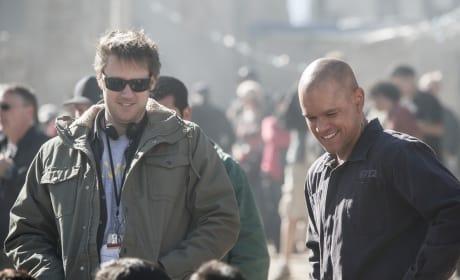 Elysium Neill Blomkamp Matt Damon