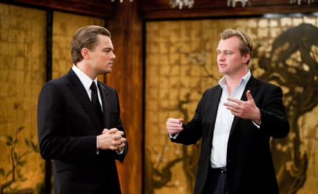 Nolan Directs Di Caprio