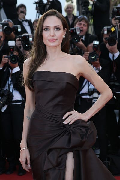 Angelina Jolie in Cannes