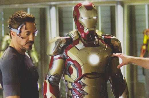 Iron Man 3 Tony Stark