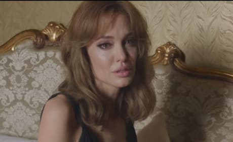 By the Sea Trailer: Angelina and Brad's Look Stormy Look at Marriage