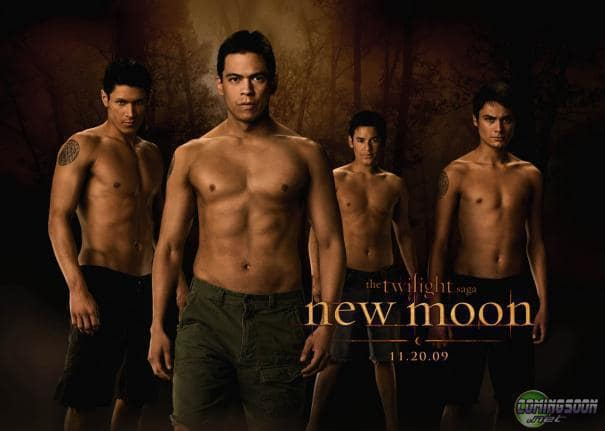 New Moon Wolfpack