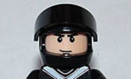 Speed Racer Characters Get the Lego Treatment