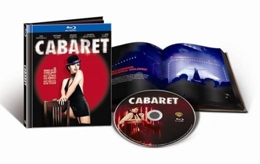 Cabaret 40th Anniversary Blu-Ray