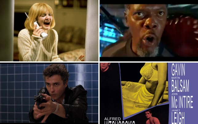 15 movies where the star dies long before end drew barrymore in scream