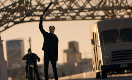 The Purge Anarchy Photos: Chaos Rules the Night