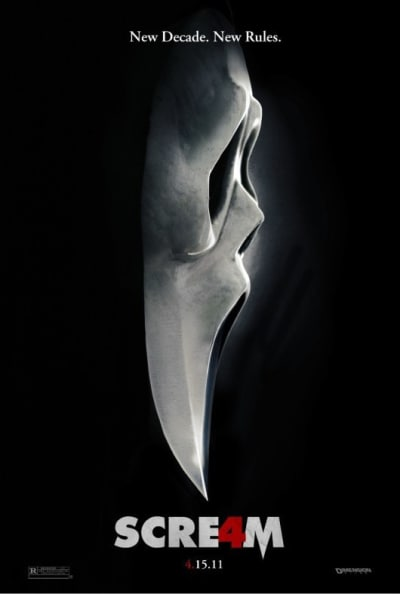 Scream 4 New Poster Released