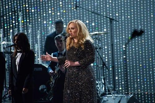 Adele Academy Awards