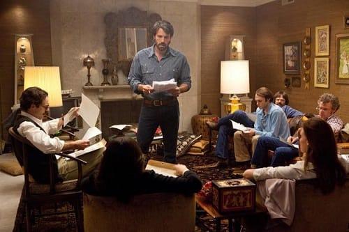 The Cast of Argo