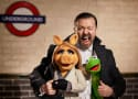 The Muppets...Again! Releases New Image with Ricky Gervais