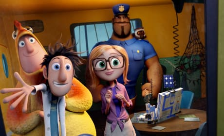 Cloudy with a Chance of Meatballs 2 Review: Fun with Foodimals!