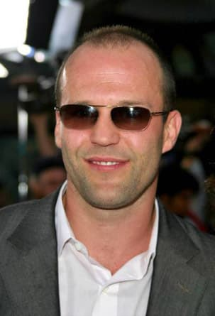 Jason Statham Sporting Shades